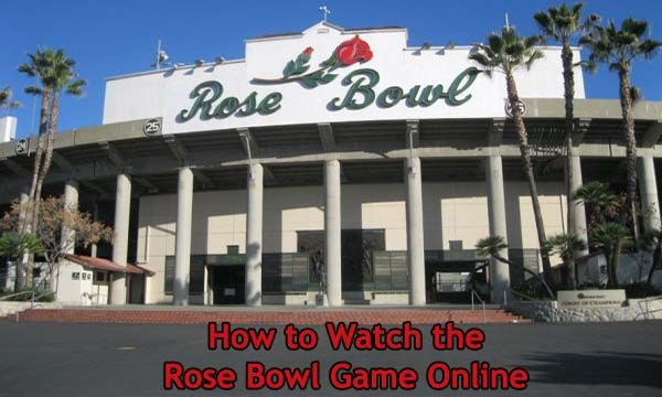 rose bowl 2020 live stream